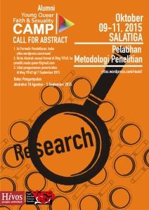 DISAIN PUBLIKASI Pelatihan metodologi penelitian